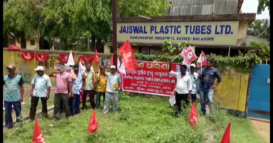 Jaiswal plastic factory on the boil in Balasore