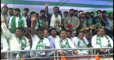 Congress and BJP leaders join BJD in Balasore