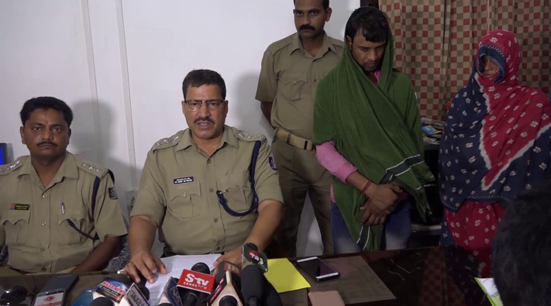 Woman, lover arrested for killing husband in Balasore