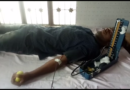Blood donation camp held in Nilagiri