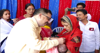 Second phase of pulse polio programme begins in Balasore