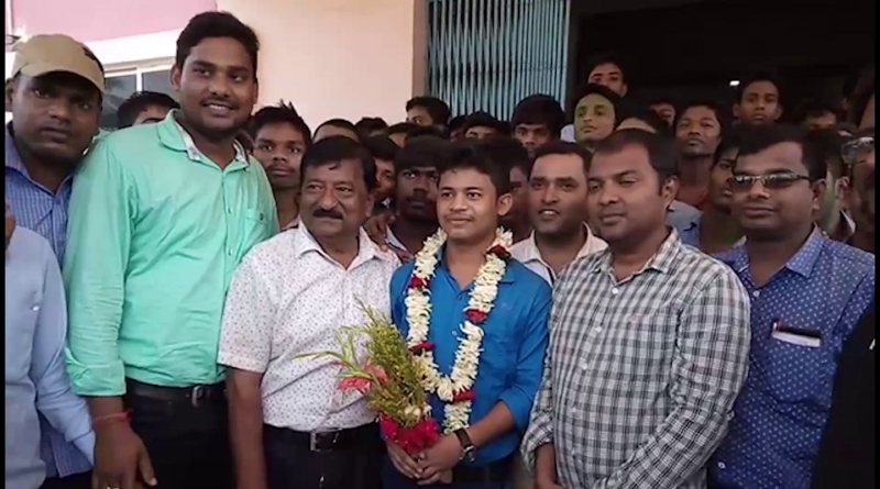 Student of Balasore Sagar College of Science tops Orissa CHSE exam