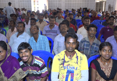 Swabhiman Rath for physically-disabled persons reaches Balasore