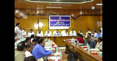 Balasore District administration gears for disaster management